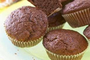 Chocolate-Banana Muffins Image 1