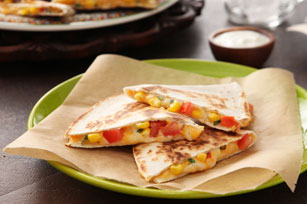 Fresh & Easy Quesadillas Image 1
