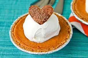 Individual Pumpkin Pies Image 1