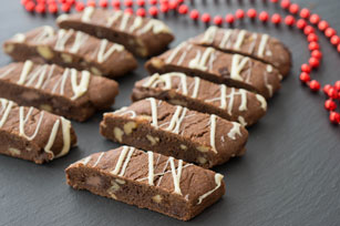 "Triple-Chocolate ""Biscotti"" Cookies Image 1"