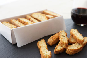 Parmesan and Black Pepper Biscotti Image 1