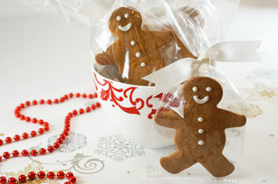 PHILADELPHIA Gingerbread Cookies Image 1