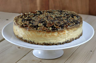 Maple Butter Tart Cheesecake Image 1