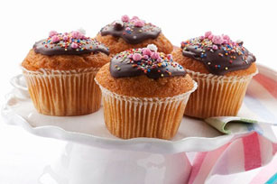 Cupcakes with Chocolate-Coffee Ganache Image 1