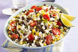 Salade de riz piquante à la lime Image 1