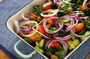 Salade à la mode méditerranéenne Image 1