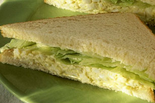 Down-Home Egg Salad Sandwiches Image 1