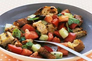 Salade Panzanella maison Image 1