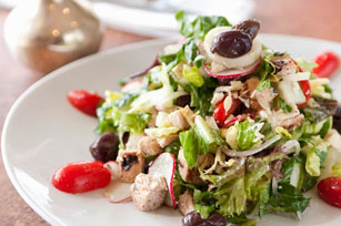 Classic Greek Chicken Salad Image 1