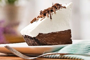 Chocolate Cloud Cream Pie