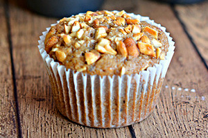 Caramel Cappuccino Nut Muffins Image 1