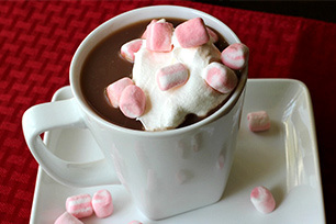 Hazelnut Peppermint Mocha