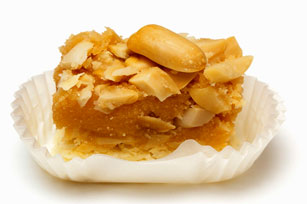 Roasted Peanut Bars Image 1
