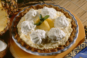 Pineapple Cream Pie Image 1