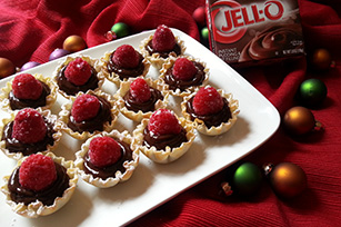 Chocolate Pudding Cups with JELL-O Instant Pudding Image 1