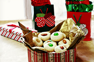Christmas Almond Cookies Image 1