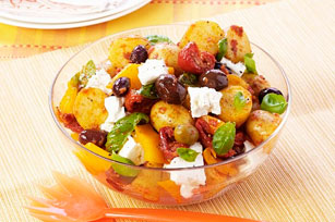 Mediterranean Potato Salad Image 1