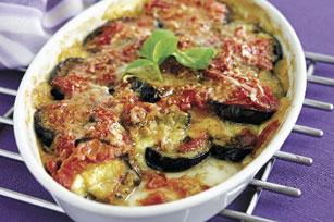 Eggplant Parmagiana Casserole