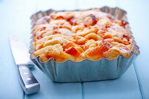 Gâteau quatre-quarts aux abricots Image 1