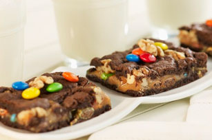 Caramel-Walnut Brownies Image 1