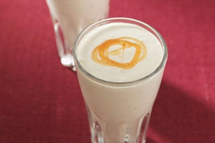 Vanilla-Banana Smoothies Image 1