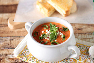 Tomato Feta Soup Image 1