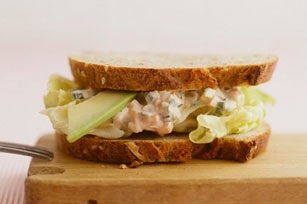 Avocado Ranch Turkey Sandwich Image 1