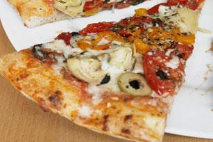 Pizza aux artichauts Image 1