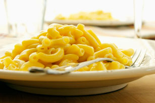 Macaroni au fromage en casserole Image 1