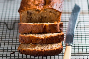 Bake Shop Banana-Walnut Bread