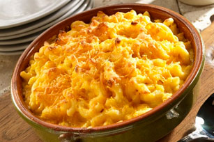 "Homemade Macaroni and Cheese with a ""Twist"""