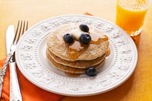 Blueberry Buttermilk Pancake Image 1