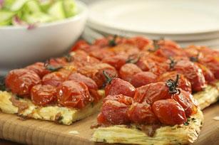 Feuilleté aux tomates et au fromage Image 1