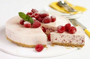 Gâteau au fromage aux framboises Image 1