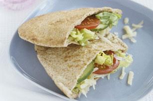 Pochette de pita végétarienne  Image 1