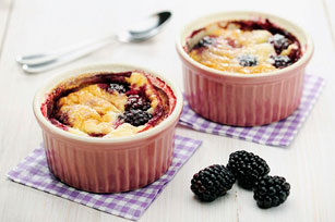 Blackberry Cobblers Image 1