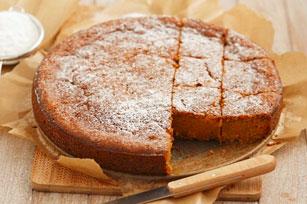 Easy Moist Carrot Cake
