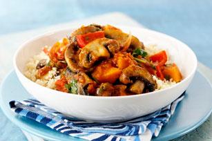 Mushroom Tajine Casserole