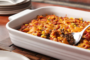 Beefy Cheese and Potato Casserole Image 1