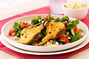 Côtelettes d'agneau en croûte de parmesan Image 1