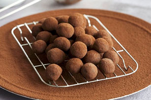 Truffes au chocolat, à la noix de coco et aux pacanes Image 1