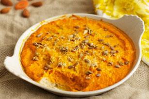 Purée de patates douces au fromage Image 1