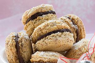 Biscuits-gâteaux au chocolat et aux noisettes Image 1