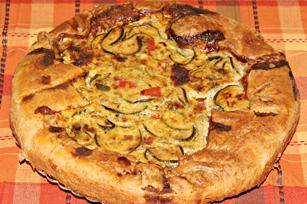 Zucchini Tart Image 1