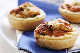 Mini Spinach Quiches Image 1