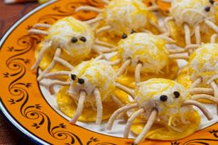 Boules-araignées au fromage  Image 1