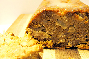 Simple Apple Pudding Cake Image 1