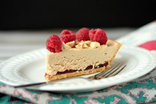 Peanut Butter & Jelly Pie Image 1