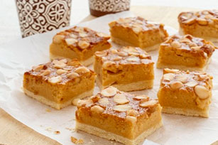Pumpkin Almond Nut Bars Image 1
