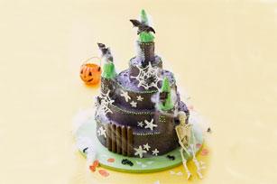 Gâteau au chocolat Maison hantée Image 1